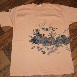 Vintage 80s T-Shirt - 1984 Fluid Visions